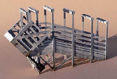 Gcl 225 Gcl N Scale Stock Loading Ramp Kit