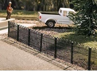Atl 2850 N Scale Atlas Hairpin Fence